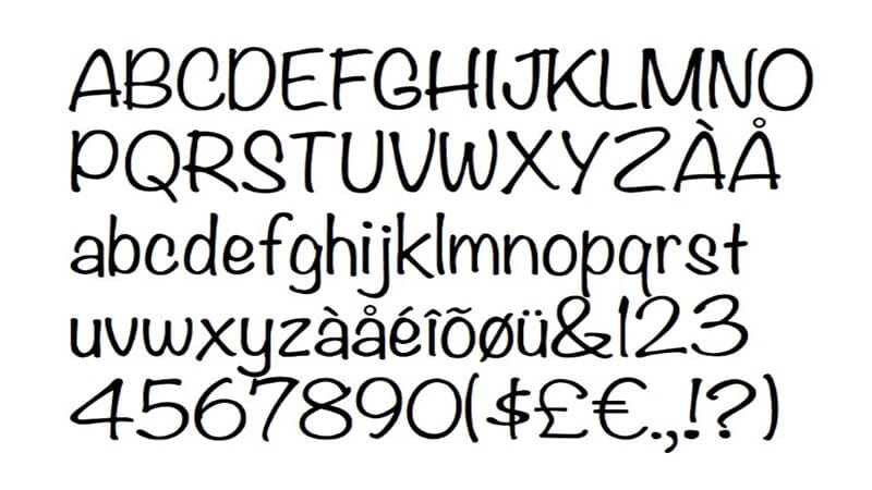 Noteworthy Font Family Download