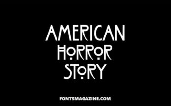 American Horror Story Font Family Free Download