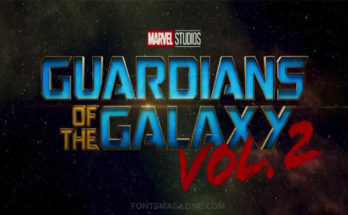 Guardians Of The Galaxy Font Family Free Download