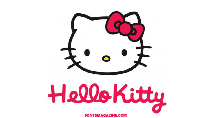 Hello Kitty Font Download The Fonts Magazine