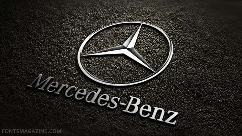 Mercedes Font Download The Fonts Magazine