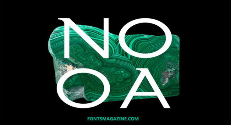 Nooa Font Family Free Download