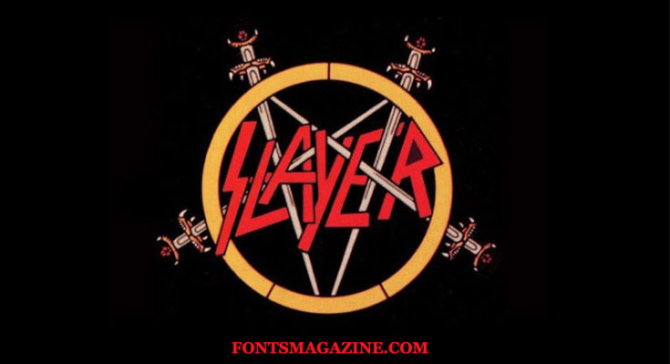 Slayer Font Family Free Download