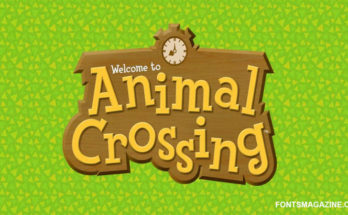 Animal Crossing Font Family Free Download