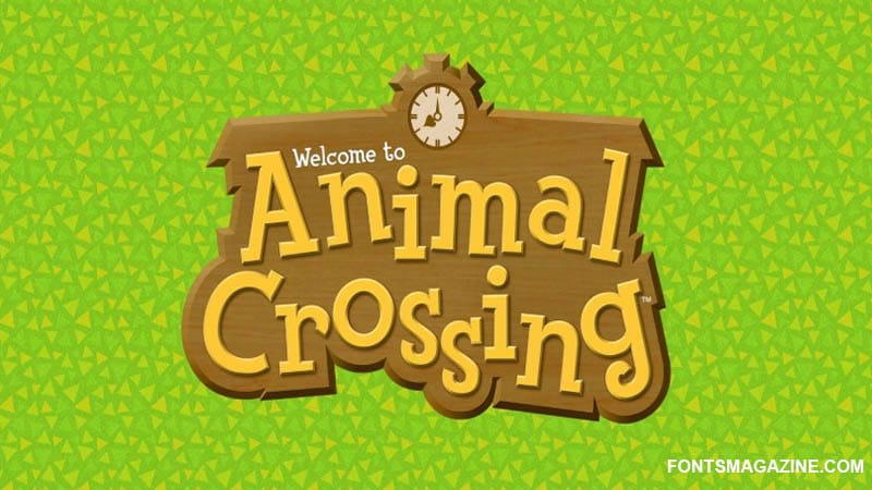 Animal Crossing Font Download The Fonts Magazine