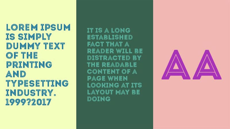 Intro Inline Font Family Download