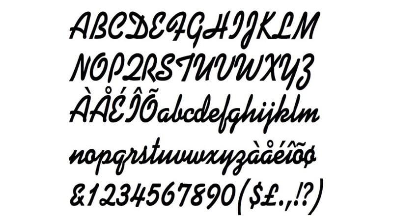 Kaufmann Font Family Download