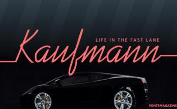 Kaufmann Font Family Free Download