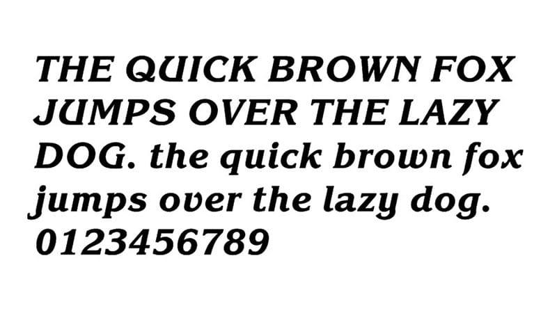 Korinna Font Family Download