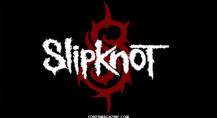 Slipknot Font Family Free Download