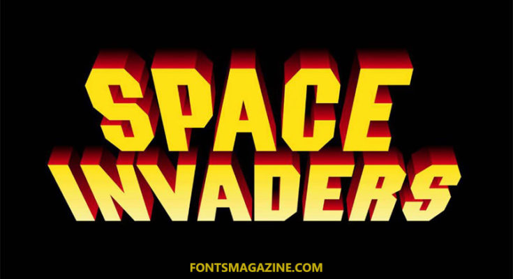 Space Invaders Font Download - Fonts Magazine