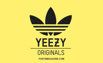 Yeezy Font Family Free Download