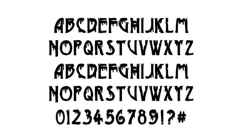 Phantom of the Opera Font Family Download