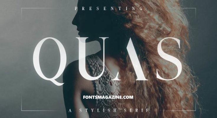Quas Font Family Free Download