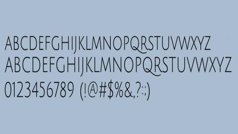 Julius Sans Font Free Download