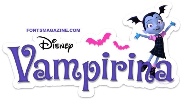 Vampirina Font Family Free Download