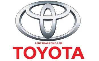 Toyota Font Family Free Download