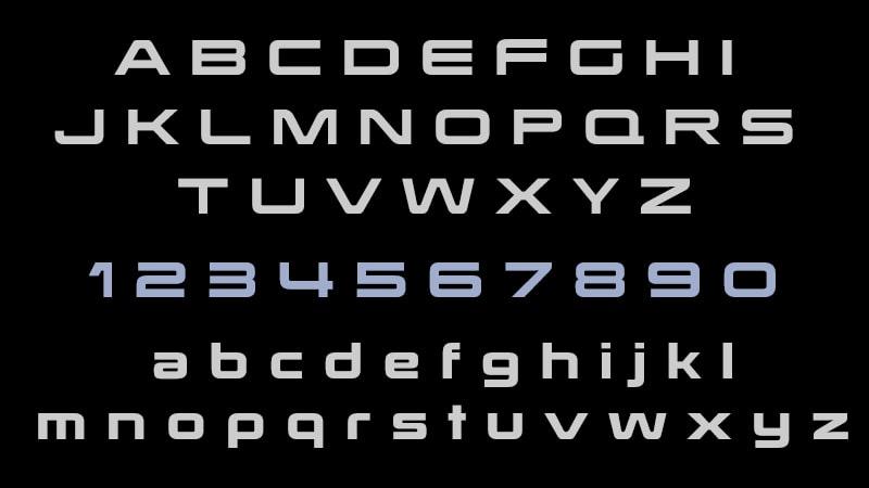 Mass Effect Font Download
