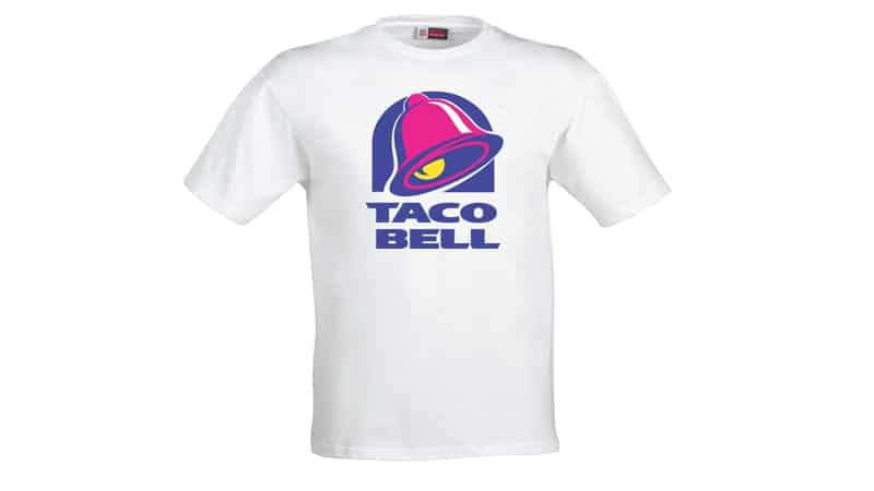 Taco Bell Logo Font Family Download