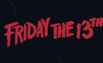 Friday The 13th Font Family Free Download