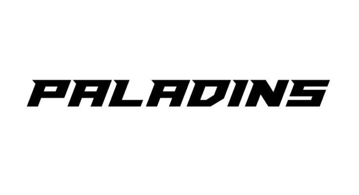 Paladins Font Family Free Download