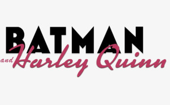 Batman and Harley Quinn Font Family Free Download