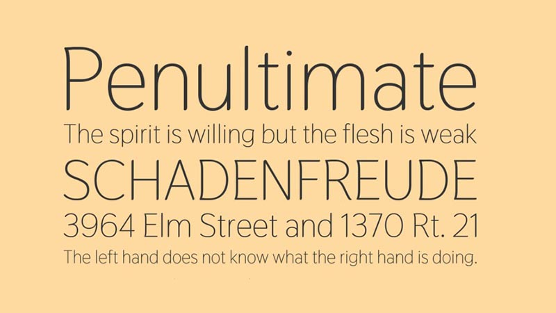 Thasadith Font Family Download