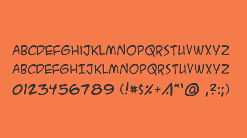 Acme Secret Agent Font Free Download