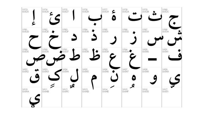 B Lotus Font Family Download