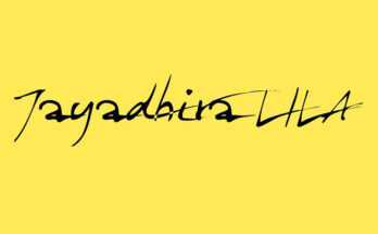 Jayadhira Font Family Free Download