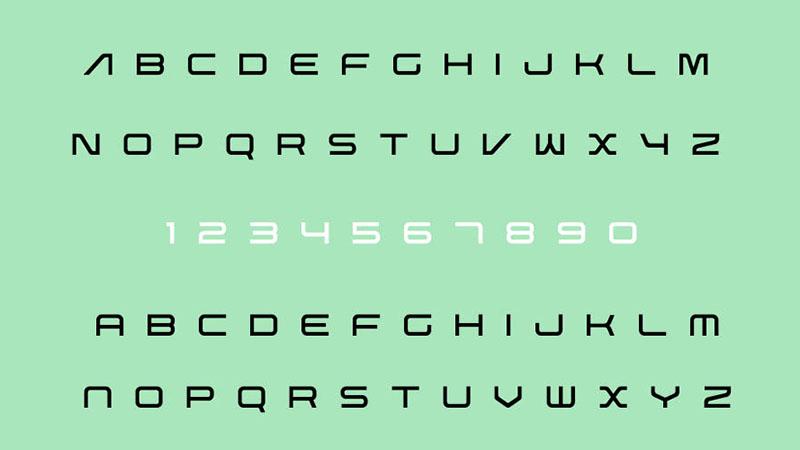 Nebula Font Family Download