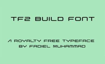 Nebula Font Family Free Download