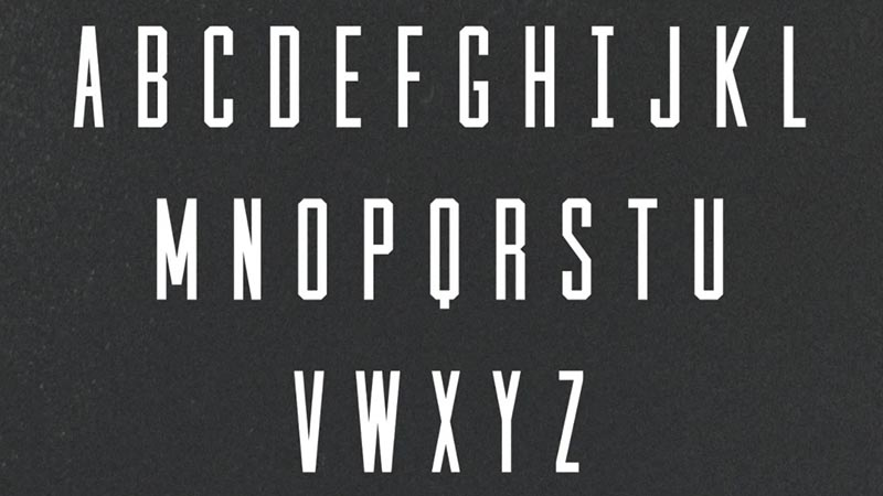Cast Iron Font Family Download