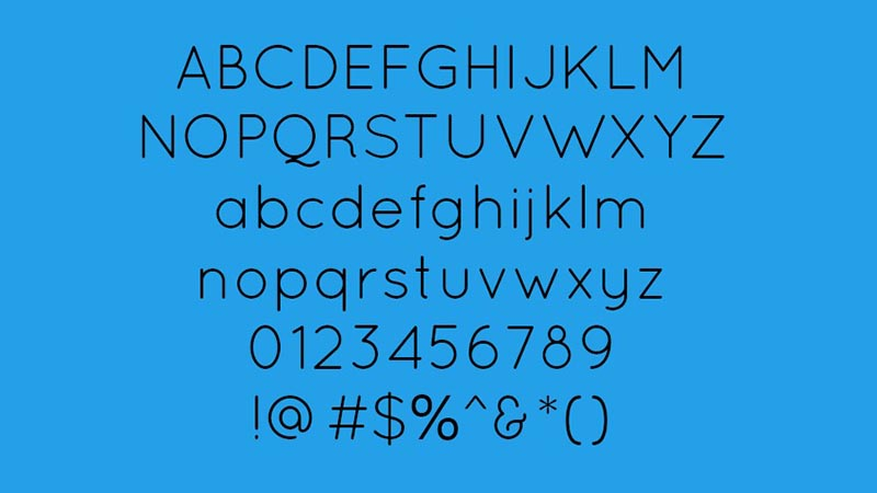 Quicksand Font Free Download