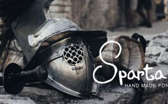 Sparta Font Family Free Download