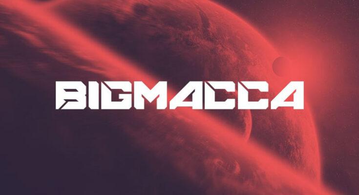 Big Macca Font Family Free Download