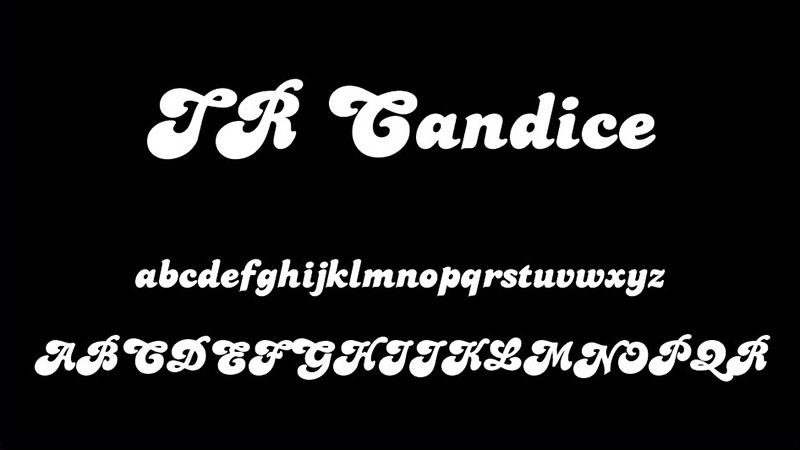 Candice Font Family Download