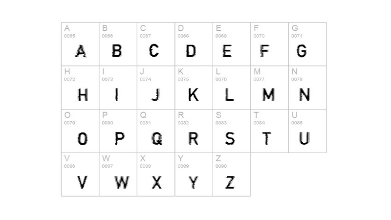 Connections Font Family Download