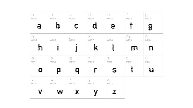 Connections Font Free Download