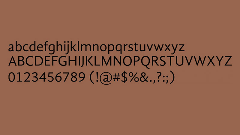 Gandhi Sans Font Free Download