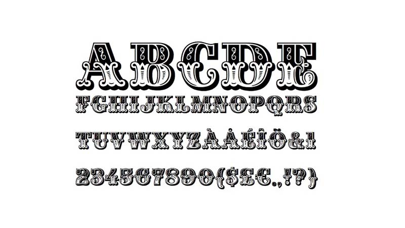 Gille Classic Font Family Download