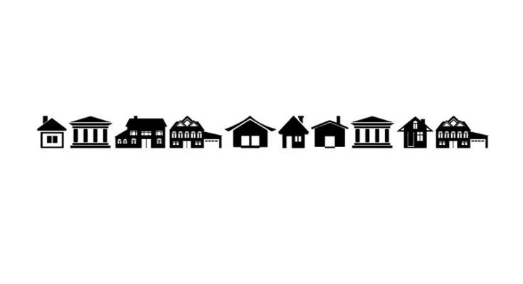 House Icons Font Family Free Download