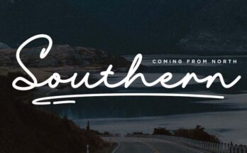 Southern Font Family Free Download