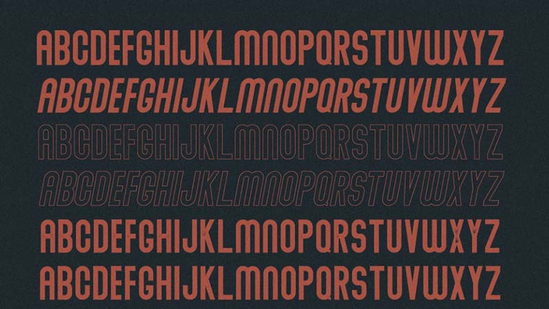 Abraham Font Family Download