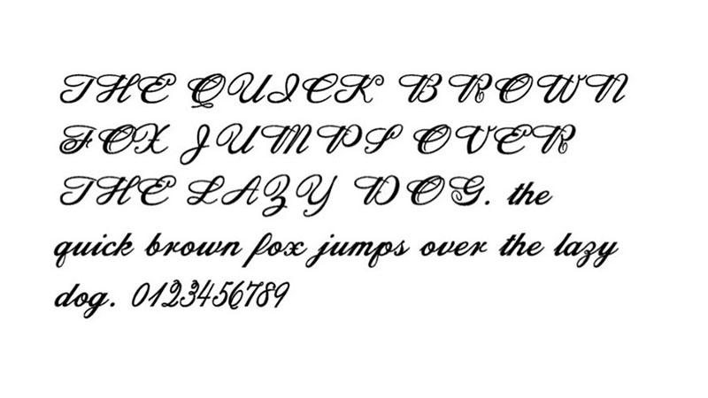 Budweiser Font Free Download