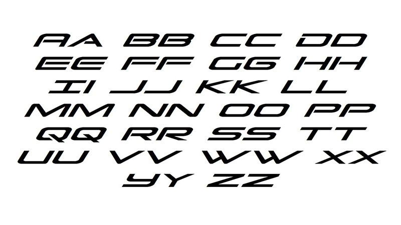 Corvette Font Family Download