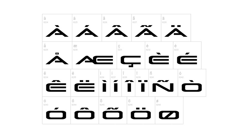 Corvette Font Free Download