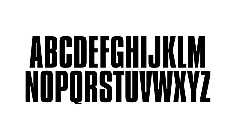 Straight Outta Compton Font Family Download