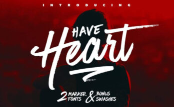 Have Heart Font Family Free Download