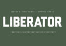 Liberator Font Family Free Download